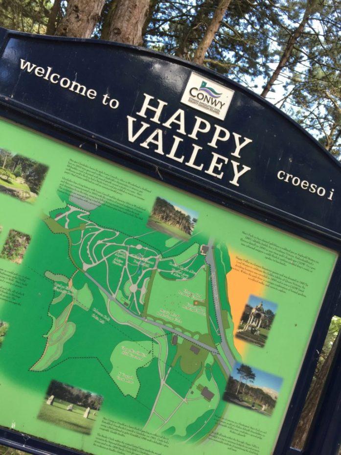 Happy Valley Llandudno