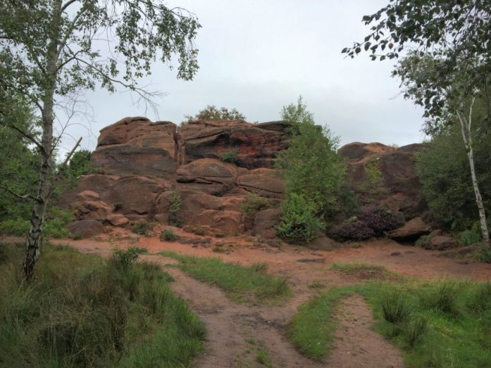 Thor's Rock | Thurstaston Common, Wirral | The Urban Wanderer | Sarah Irving