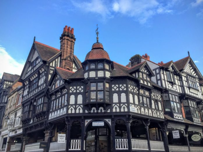 To Chester to walk the walls | Chester | The Urban Wanderer | Sarah Irving