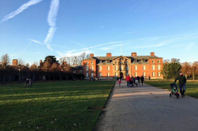 Gentle Strolls around Dunham Massey