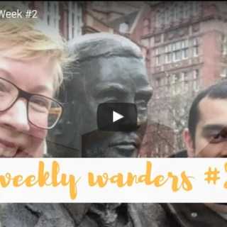 The Urban Wanderer | Wanders of the week Compilation | #2 | Sarah Irving | Get Outside