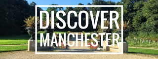 Discover Manchester in the blog posts (button)
