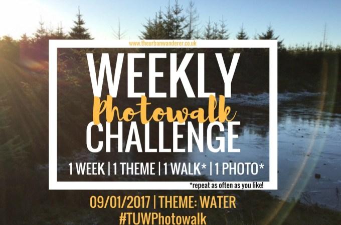 The Urban Wanderer Weekly Photowalk Challenge | #8 Water