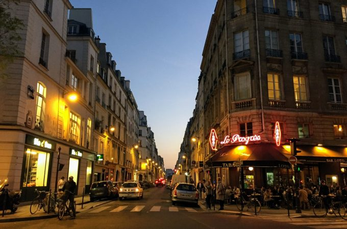 Paris with a difference (Introduction)
