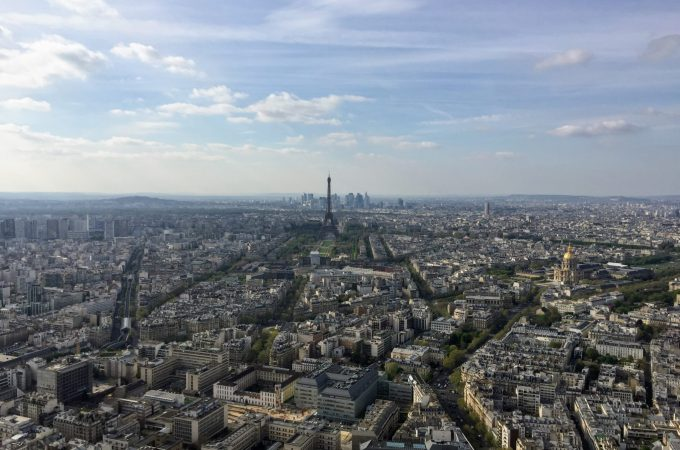 Alternative Paris | Views from Montparnasse Tower