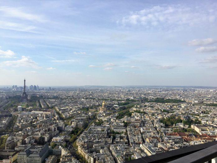 Views of Paris | Montparnasse Tower | Alternative Paris | The Urban Wanderer | Sarah Irving | France | Travel Blogger | Outdoor Blogger | Manchester Blogger