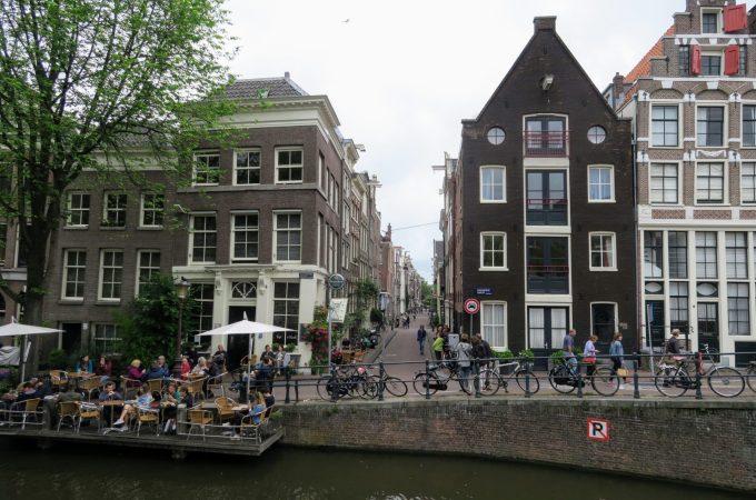 我对阿姆斯特丹的第一印象