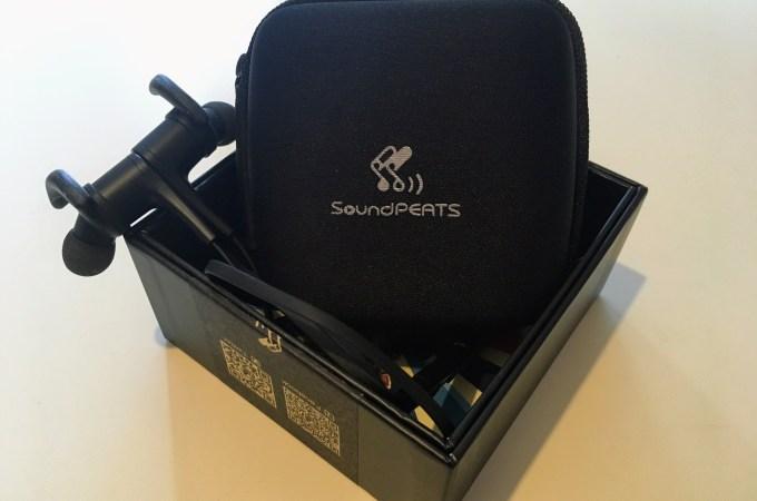 评论| Soundpeats Q12蓝牙耳机