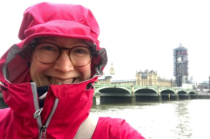 Manchester based outdoor and travel blogger UK