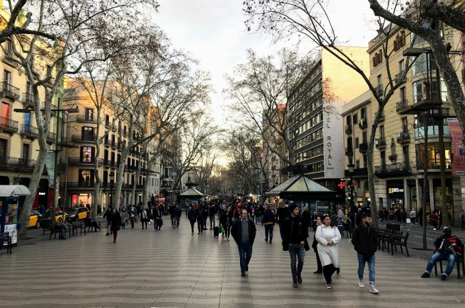 CITY BREAKS | First Impressions of Barcelona