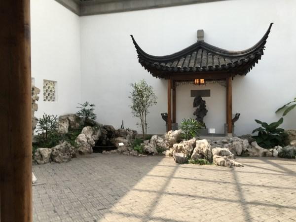 Zen Garden. Photo: Rosie Lombardi