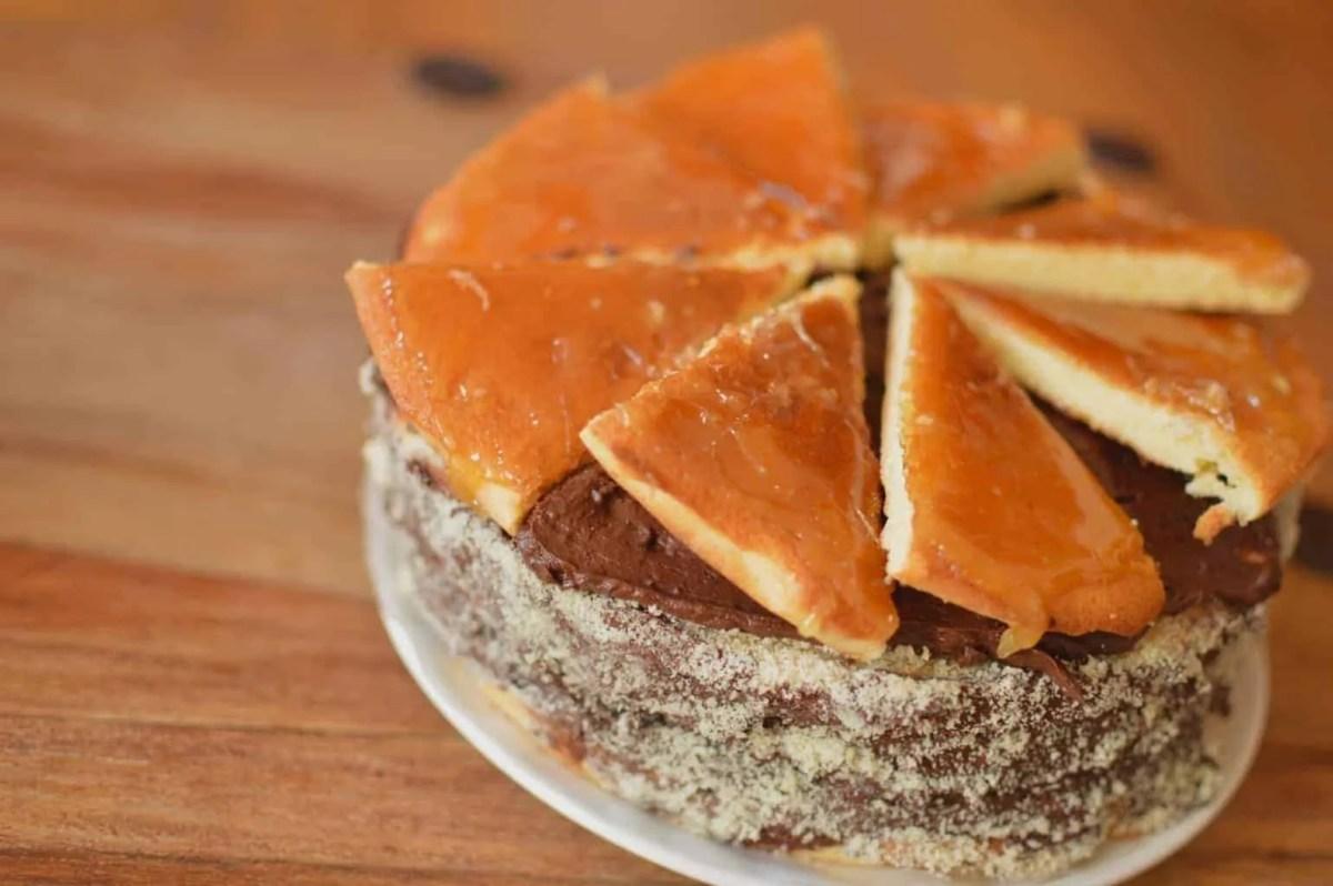 Dobos Torte - Hungary Never Tasted So Good