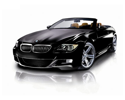 The Valet BMW