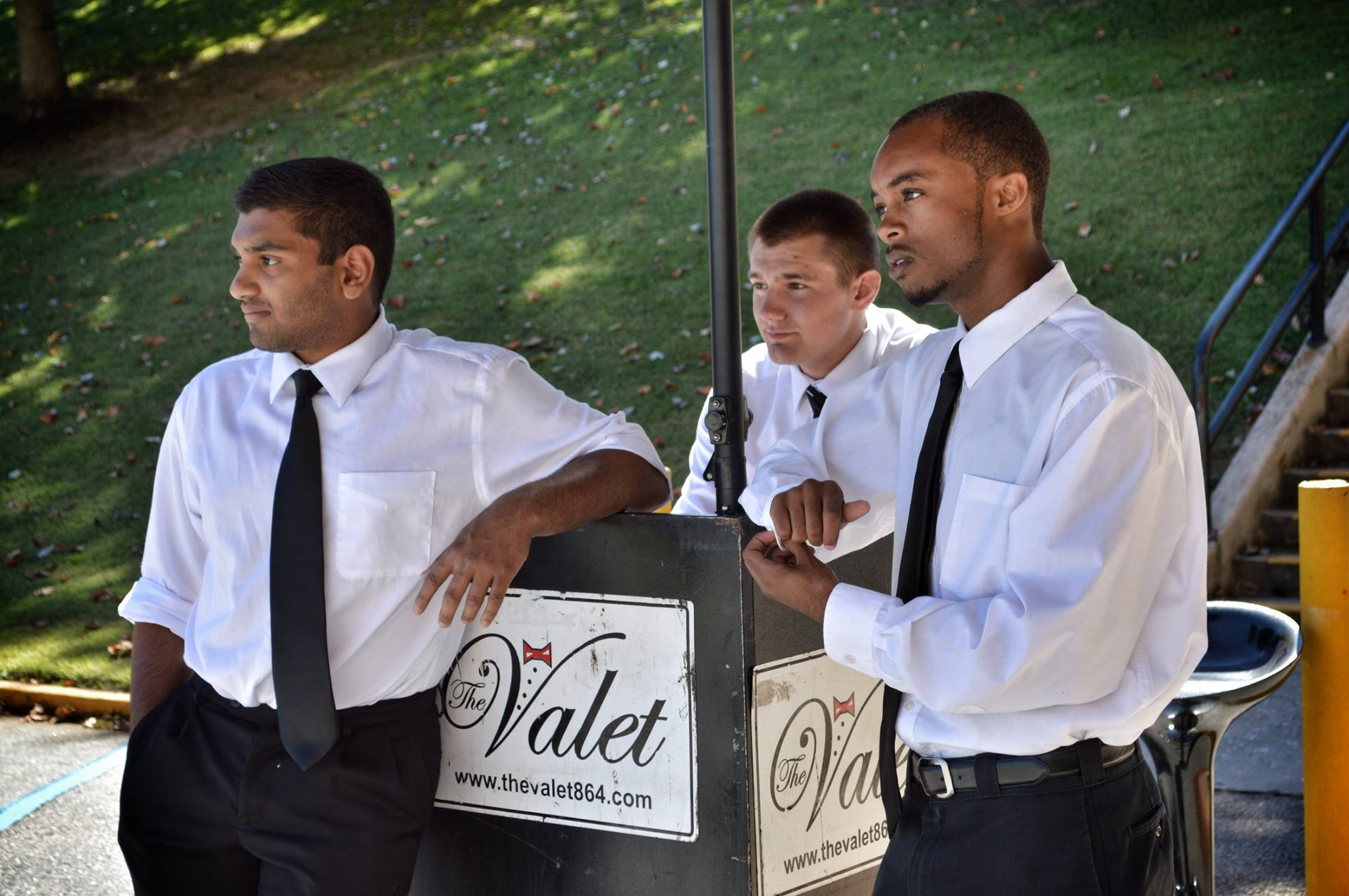 valet-focused