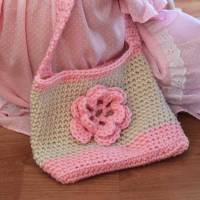 Free Crochet Pattern: Little Handbags for Kids