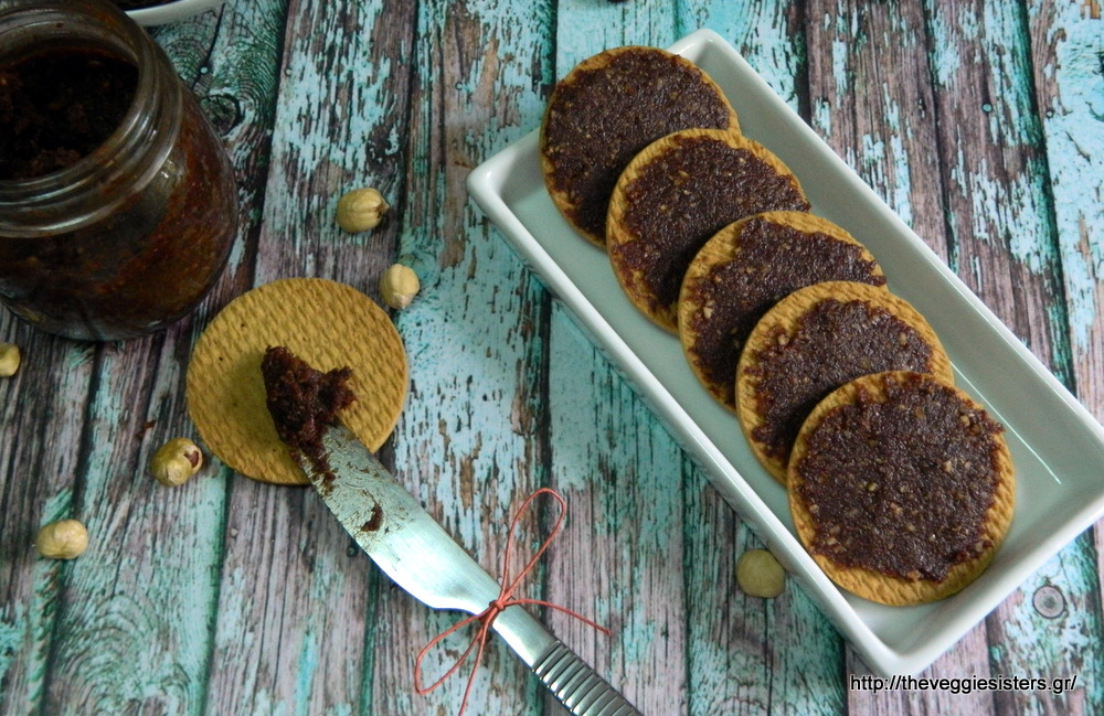 Άλειμμα σοκολάτας με χουρμάδες, το απίστευτο - Amazing homemade date chocolate spread