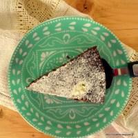 Νηστίσιμο σοκολατένιο κέικ πορτοκαλιού- Vegan chocolate orange cake