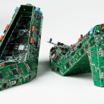 Top 10 Sculptures Made With Circuit Boards