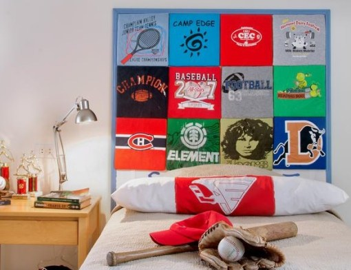 Top 10 Things To Make With Old T Shirts