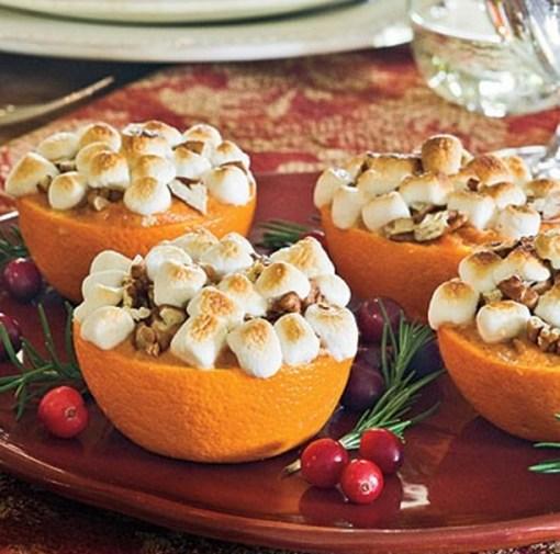 Top 10 Desserts Made in Orange Peels