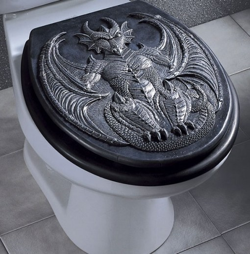Top 10 Amazing and Unusual Toilet Seats
