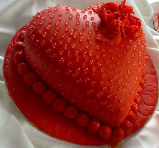 Beautiful Heart Cake Images : The Top 10 of Anything and Everything New Post has been ...