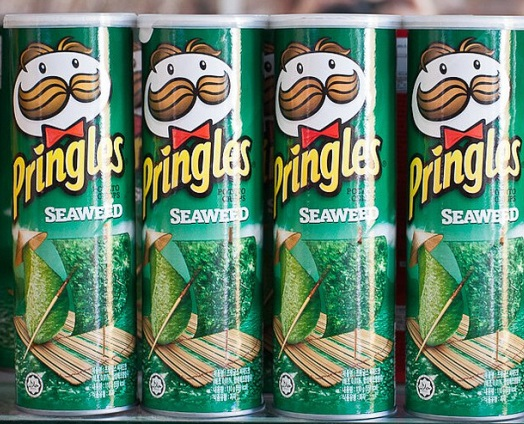 top strange and unusual flavours of