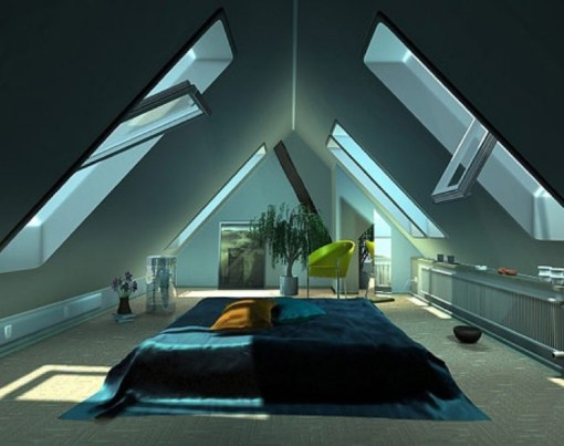 Top 10 Amazing Attic and Loft Conversions
