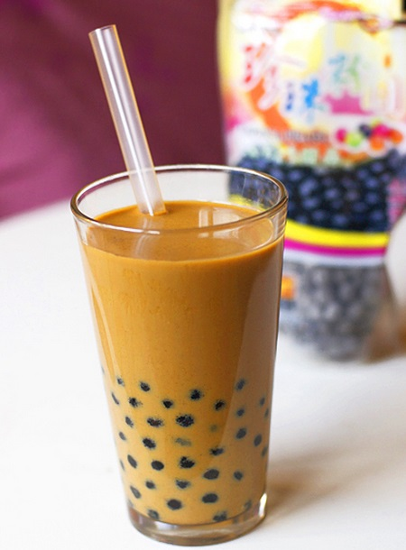 Top 10 Bubble Tea and Pearl Tea Recipes