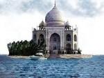 Top 10 Incredible But Fake Buildings on Rocks