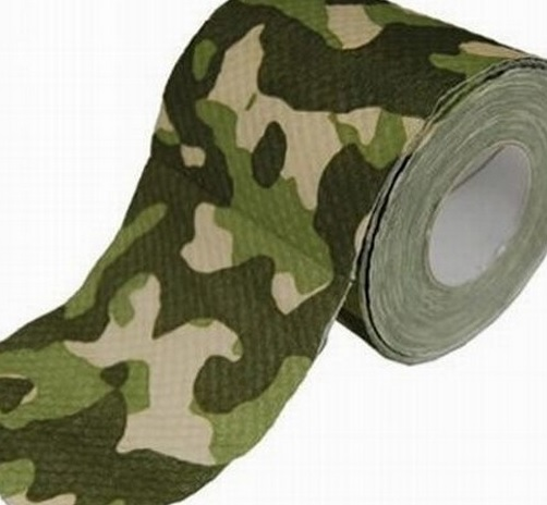 Camouflage Toilet Paper / Loo Roll