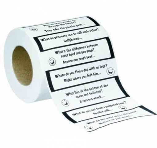 Toilet Humor Toilet Paper / Loo Roll