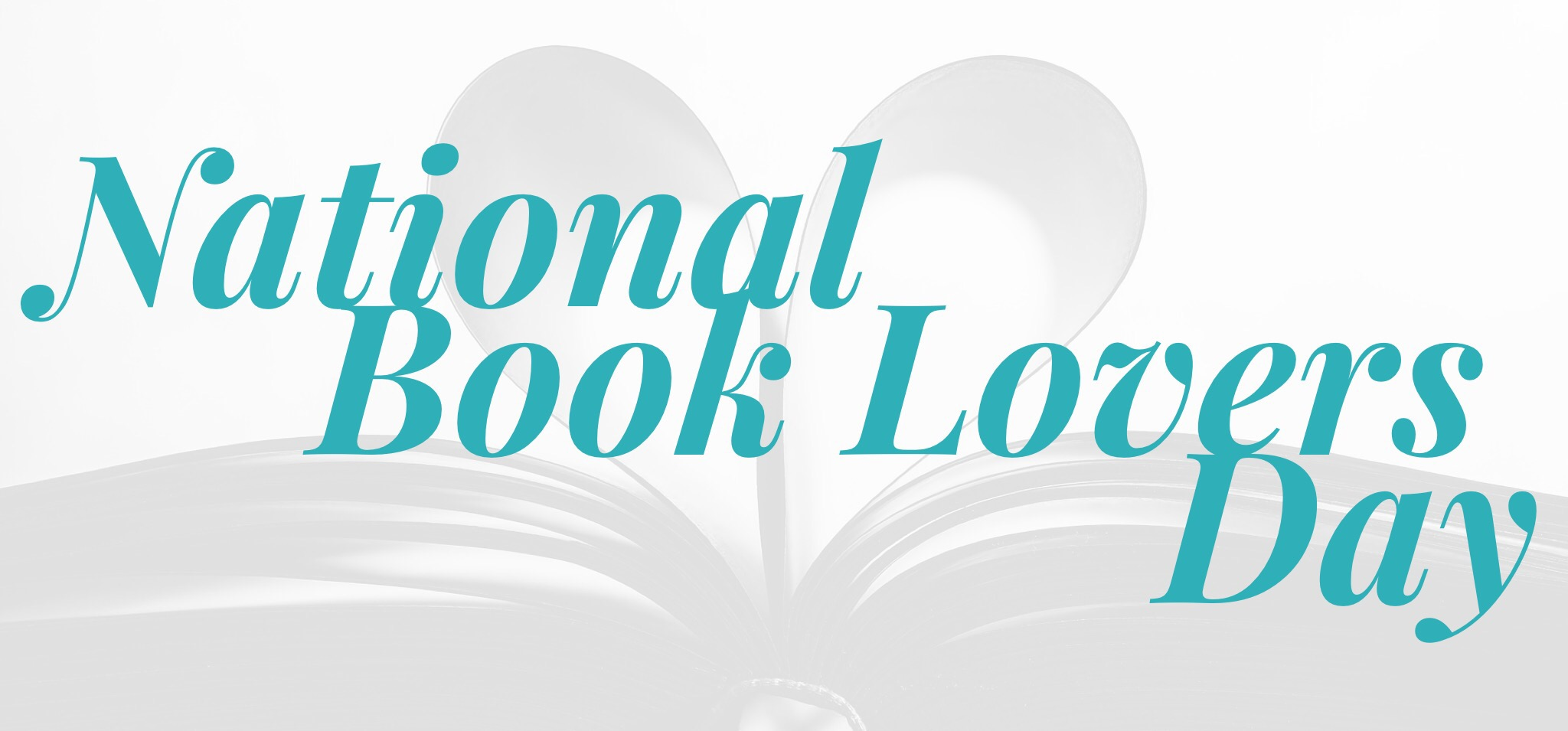 Celebrate National Book Lovers Day