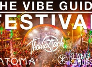 The Vibe Guide Festival – Island Pag, Croatia (26. July – 28. July 2016) [Teaser Video]