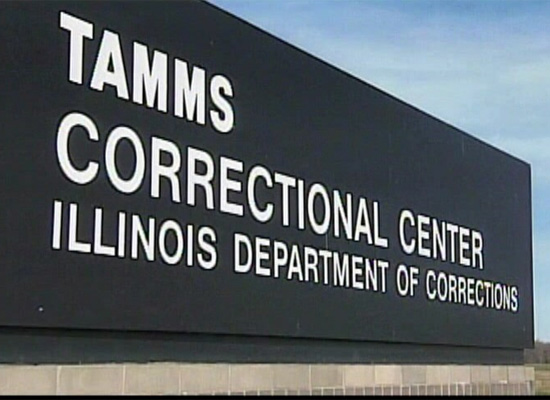 Tamms Prison Receives Temporary Stay Execution
