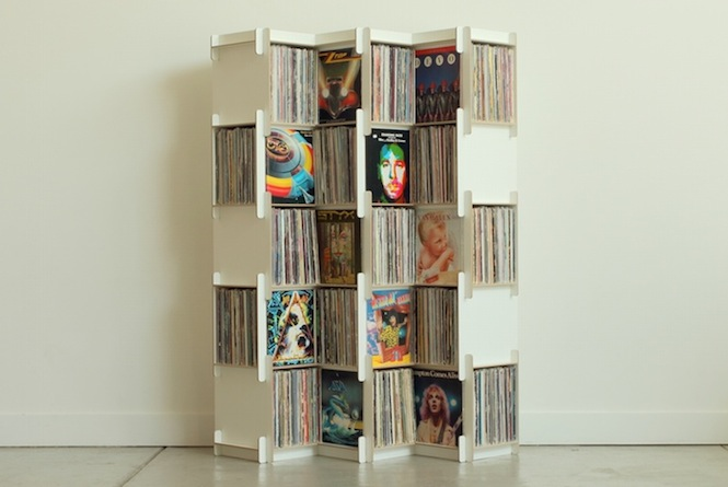 Could These Modular Shelves Be The Future Of Record