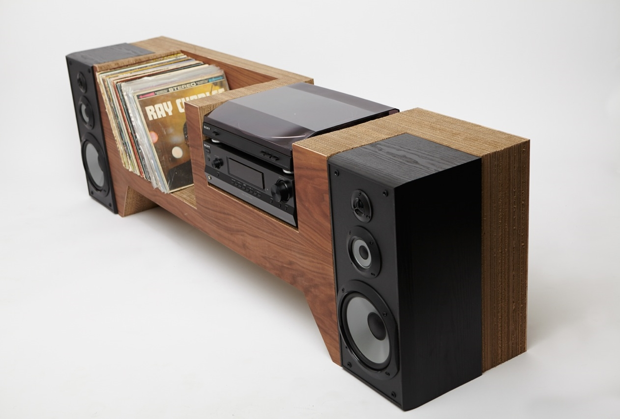 Platenspeler Meubel 10 Incredible Record Player Consoles To Reimagine Your