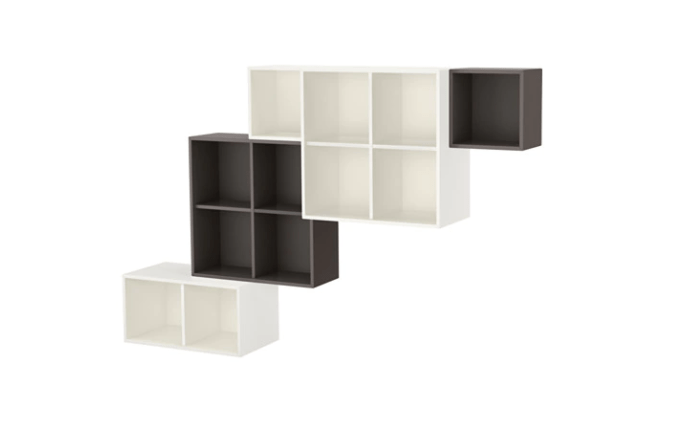 The New Ikea Eket Shelf Is Perfect For Storing Records