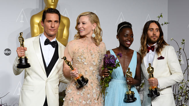 Oscars 2014 (86th Academy Awards) Winners and Nominees ...