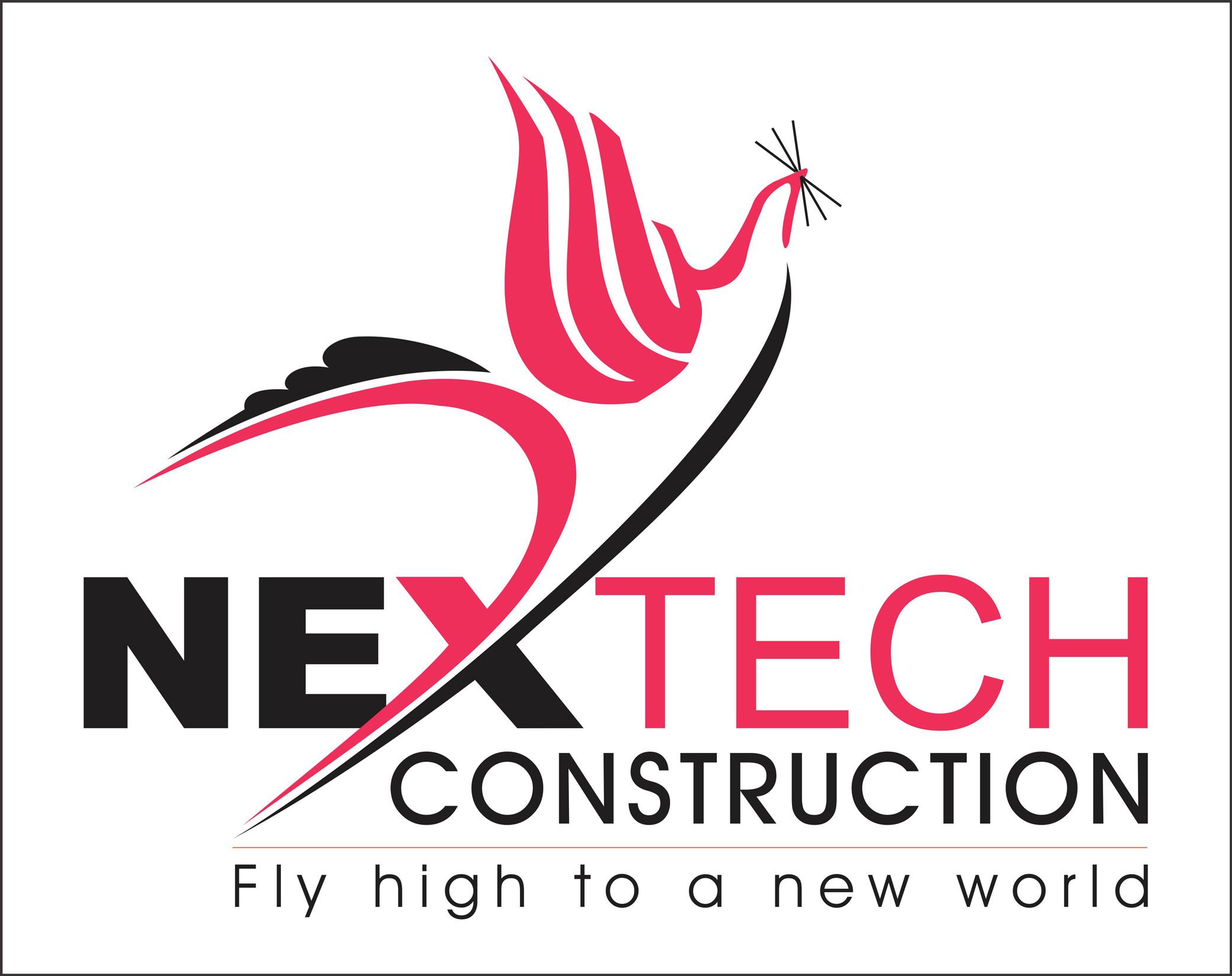 nextech-construction-logo-graphic-design