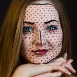 Face Painting Anniversary Elsa