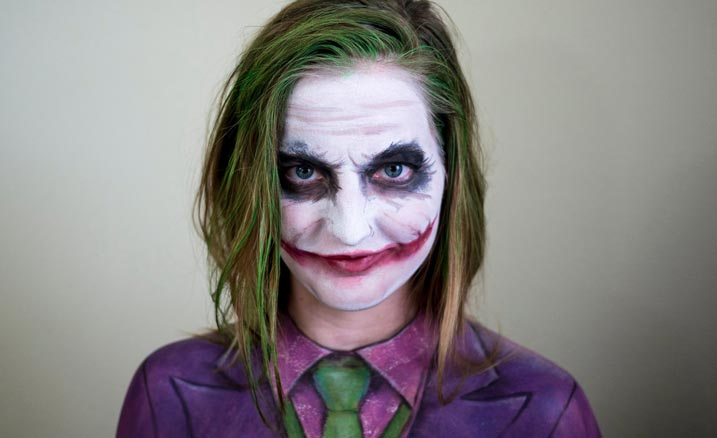 Joker-Makeup-and-Bodypaint