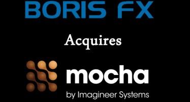 Boris-FX-Acquires-Imagineer-Systems-Mocha