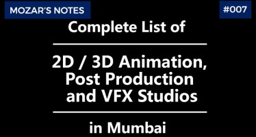animation and vfx studios in mumbai