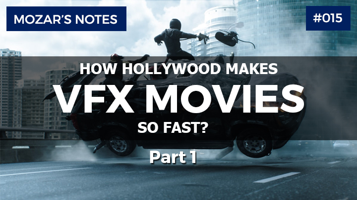 how hollywood make vfx movies