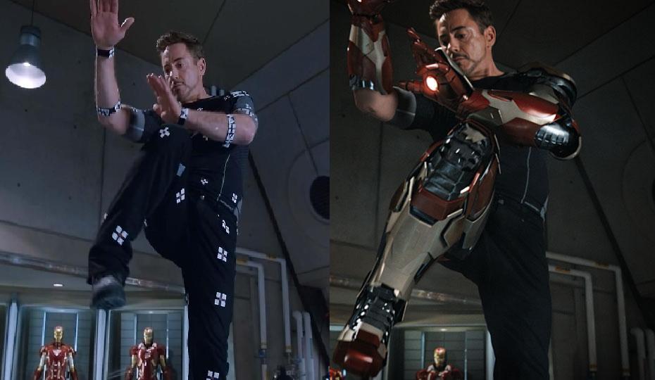 iron man motion capture