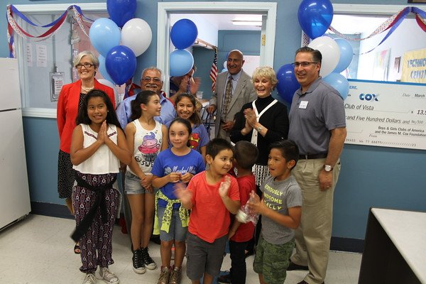 Cox Communications Funds Tech Center and Annual Day For Kids at BGC