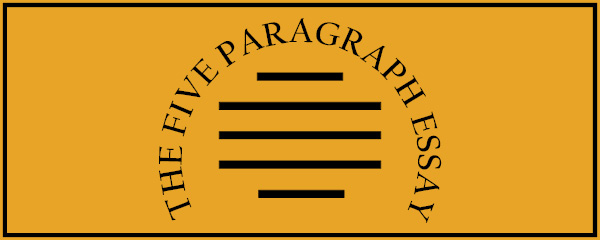 How To Organize a Paper The Five Paragraph Essay \u2013 The Visual