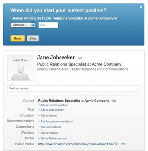 Jobseekers, Give Some Love to Your LinkedIn Profile Headline - The