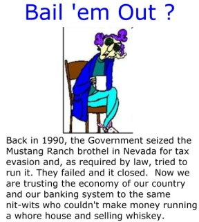 maxine on bailout Maxine Political Cartoons 1/4